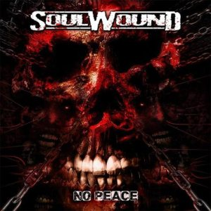Soulwound - No Peace cover art