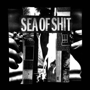 Sea Of Shit - 2nd EP cover art