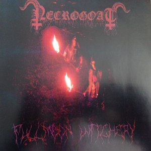 Necrogoat - Fullmoon Witchery cover art