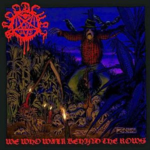 Blood Cult - We Who Walk Behind the Rows cover art