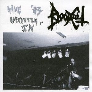 Blood Cult - Live in Lafayette, IN cover art