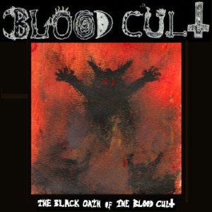 Blood Cult - The Black Oath of the Blood Cult cover art