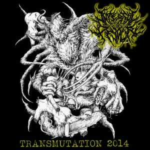 Internal Devour - Transmutation 2014 cover art