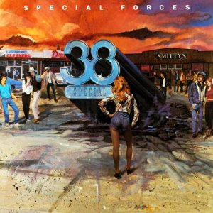 38 Special - Special forces cover art