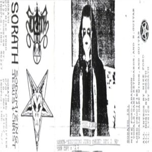 Sorath - Sodomizing Jesus Christ cover art