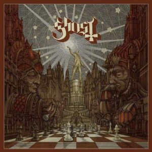 Ghost - Popestar cover art