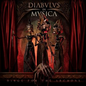 Diabulus in Musica - Dirge for the Archons cover art