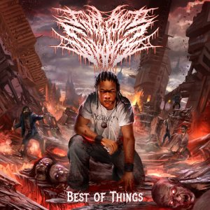 Infected Swarm - Best of Things cover art