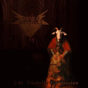Unholy Triumphant - The Diabolic Confession cover art