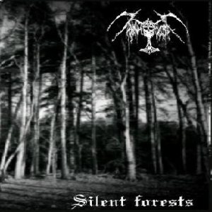 Tank Genocide - Silent Forests cover art