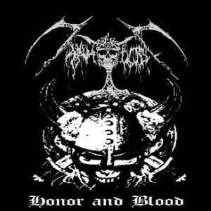 Tank Genocide - Honor and Blood cover art