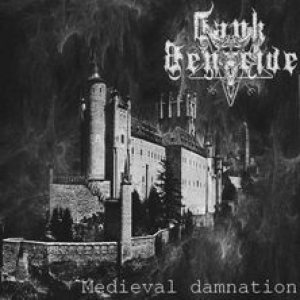 Tank Genocide - Medieval Damnation cover art