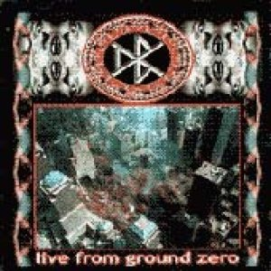 Dave Brockie Experience - Live from Ground Zero cover art