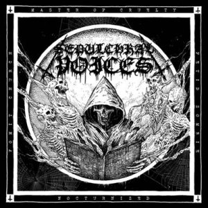Master of Cruelty / Vomit Church / Fetid Zombie / Nocturnized - Sepulchral Voices cover art