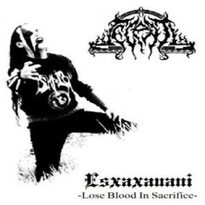 Tecpatl - ESXAXAUANI - Lose blood in sacrifice cover art