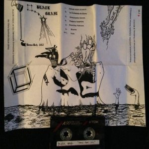 Black Grail - Demo-Reh. 2012 cover art