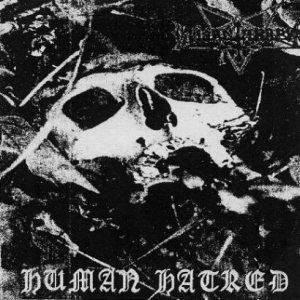 Misanthropy - Human Hatred cover art