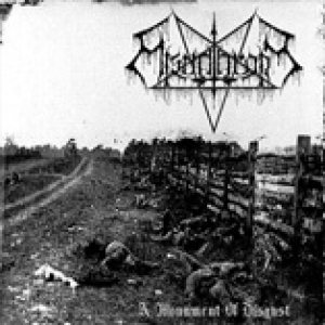 Misanthropy - A Monument of Disgust cover art