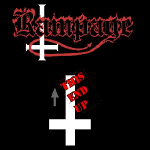 Rampage - This End Up cover art