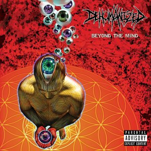 Dehumanized - Beyond the Mind cover art