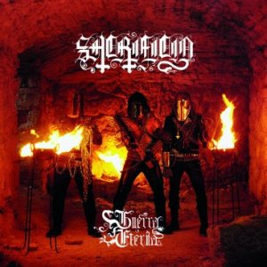 Sacrificio - Guerra eterna cover art