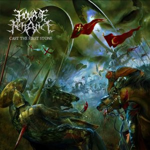Hour of Penance - Cast the First Stone cover art