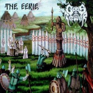Gods Tower - The Eerie cover art