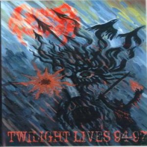 Gods Tower - Twilight Lives 94-97 cover art