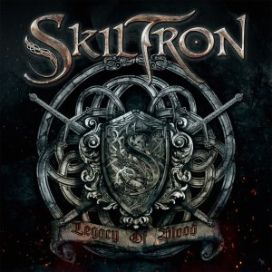 Skiltron - Legacy of Blood cover art