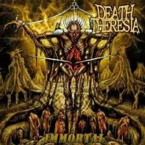 Death Theresia - Immortal cover art