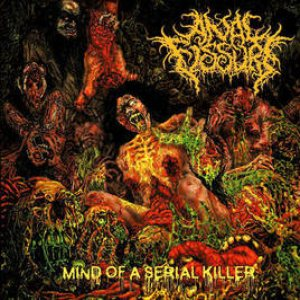 Anal Fissure - Mind of a Serial Killer cover art