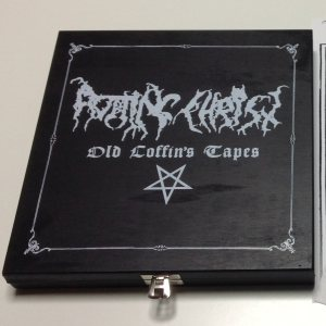 Rotting Christ - Old Coffin's Tapes cover art