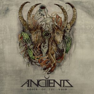 Anciients - Voice of the Void cover art