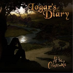 Logar's Diary - Book III: At the Crossroads cover art