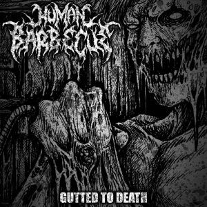 Human Barbecue - Gutted to Death cover art