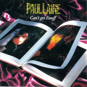 Paul Laine - Can't Get Enuff cover art