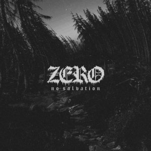 Zero - No Salvation cover art