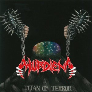 Murdiena - Titan of Terror cover art