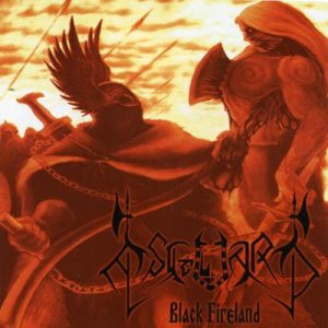 Asguard - Black Fireland cover art