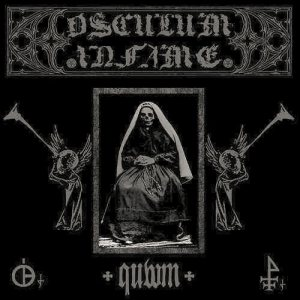 Osculum Infame - Quwm cover art