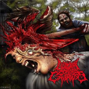 Guttural Corpora Cavernosa - Munching on the Red Carpet cover art