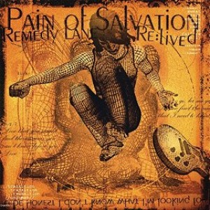 Pain of Salvation - Remedy Lane Re:Lived cover art