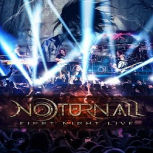 Noturnall - First Night Live cover art