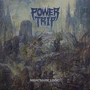 Power Trip - Nightmare Logic cover art