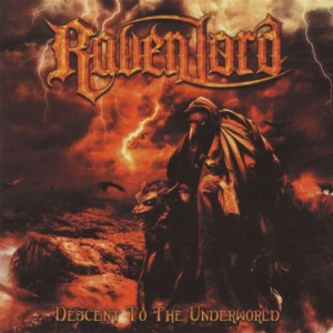 Raven Lord - Descent to the Underworld cover art