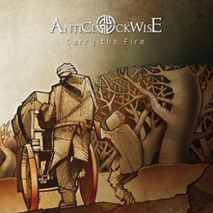 Anticlockwise - Carry the Fire cover art