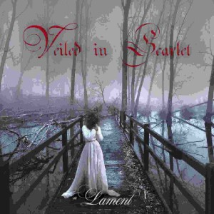Veiled in Scarlet - Lament cover art