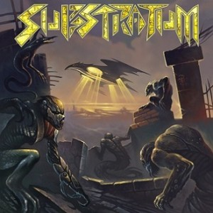 Substratum - Substratum cover art