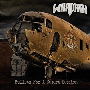 Warpath - Bullets for a Desert Session cover art