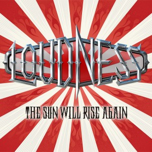 Loudness - The Sun Will Rise Again cover art